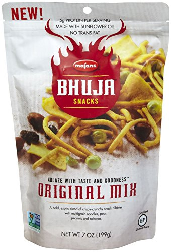 BHUJA Original Mix, 7 oz (Nut Mix Bhuja)