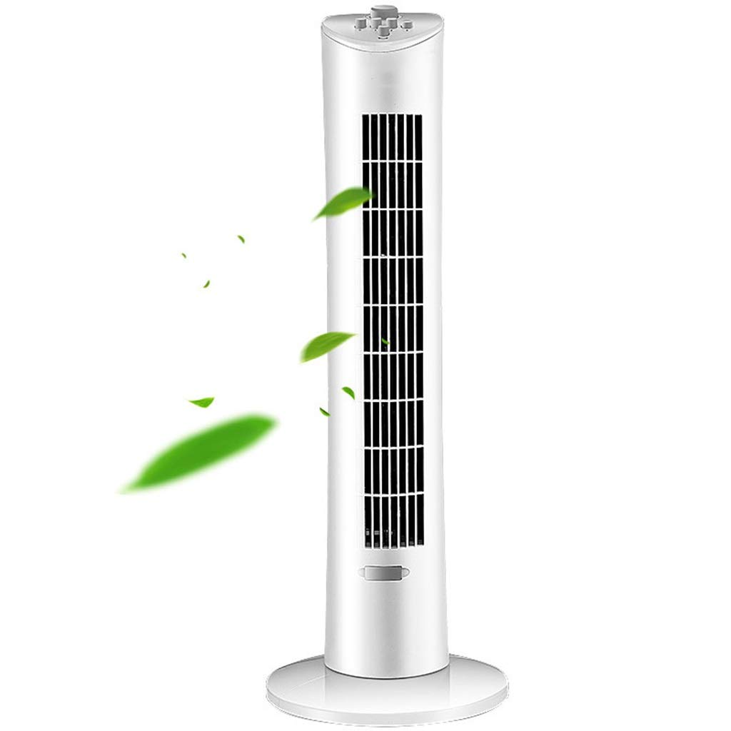 Air Cooler Oscillating Tower Fan, with Remote Control and Timer for Home and Office (Color : Mechanical Models) by In This Space