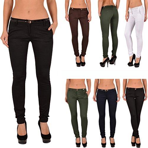En J187 Skinny Femmes Femme tex J187 bleumarine Couleurs Plusieurs Pour By Pantalon zRYOqn