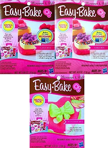 easy-bake-childrens-valentines-day-baking-mixes-easy-bake-cake-mix-cookie-mix-and-fondant-mix-refill