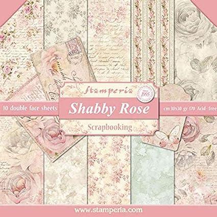 12452 Decoupage-bastelpapier-Soft papel-Vintage-nostalgia-SHABBY