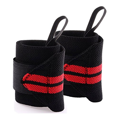 Wrist Wraps with Thumb Loop 18