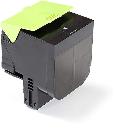 Green2print Toner Schwarz 8000 Seiten Ersetzt Lexmark 71b0x10 71b2xk0 Passend Für Lexmark Cx517de Cs517de Bürobedarf Schreibwaren