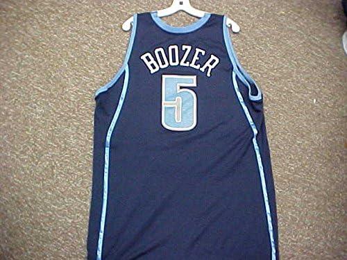 sale retailer 8f6cb 64321 Carlos Boozer Utah Jazz 2007-2008 Adidas Road Jersey at ...