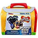 Puppy Dog Pals Travel Pets Figure And Carrier Series 2