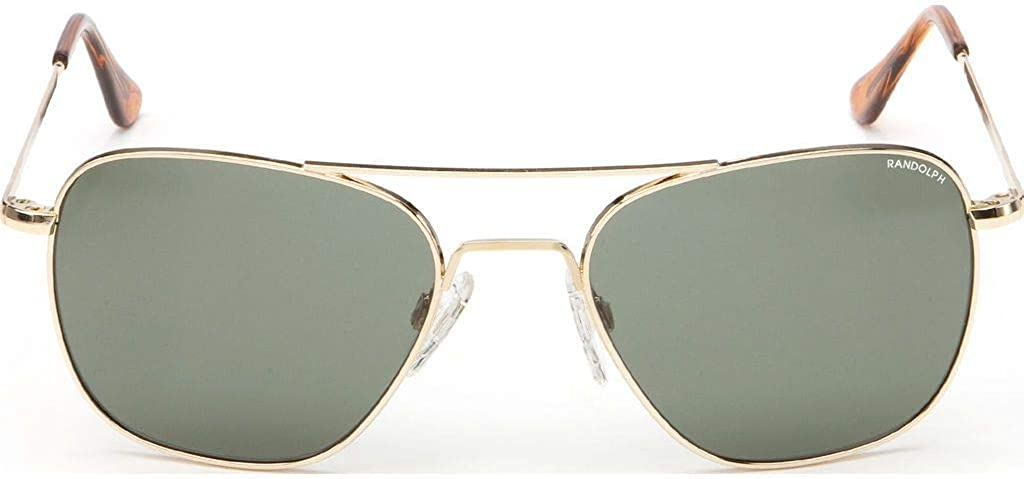 The 2018 New Enhanced /& Updated Randolph Aviator Sunglasses Are Now Available!