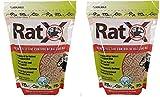 EcoClear RatX Pellets, 2 Pack of 1 Pound Each, Pet