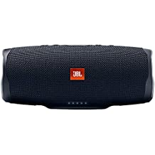 JBL Charge 4 Portable Waterproof Wireless Bluetooth Speaker - Black