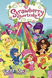 Strawberry Shortcake: Field Day (with panel zoom)