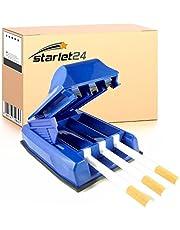Starlet24 Cigarettmanipuleringsmaskin, cigarettmanipulering för cigaretter, tobak (blandade färger), tobaksfyllmedel, fyllningsanordning, 3 manipuler