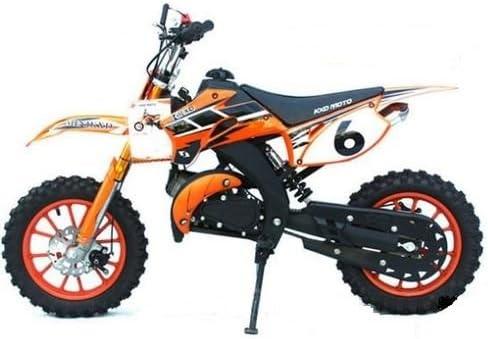 KXD – Pocket Mini Moto Cross Bike niño 49 cc 2temps -: Amazon.es: Juguetes y juegos