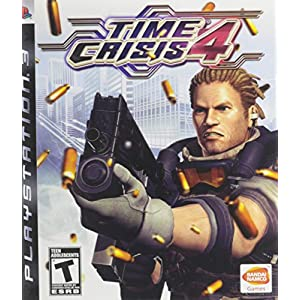 Time Crisis 4 - PS3