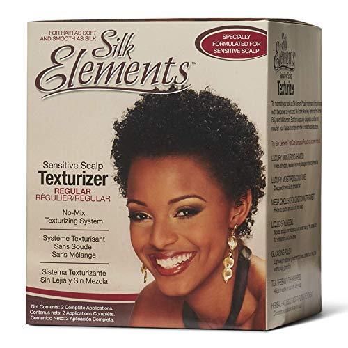 No-Lye No-Mix Texturizer System Regular (The Best Texturizer For Natural Hair)