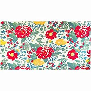 Amazon Com The Pioneer Woman Country Garden Rug By The
