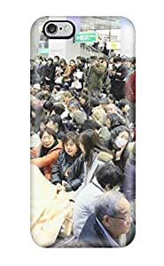 Excellent Iphone 6 Plus Case Tpu Cover Back Skin Protector Japan Tsunami - Earthquake March 2011