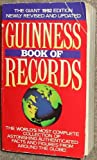 Guinness Book of Records 1992, Donald McFarlan and Norris McWhirter, 0553295373