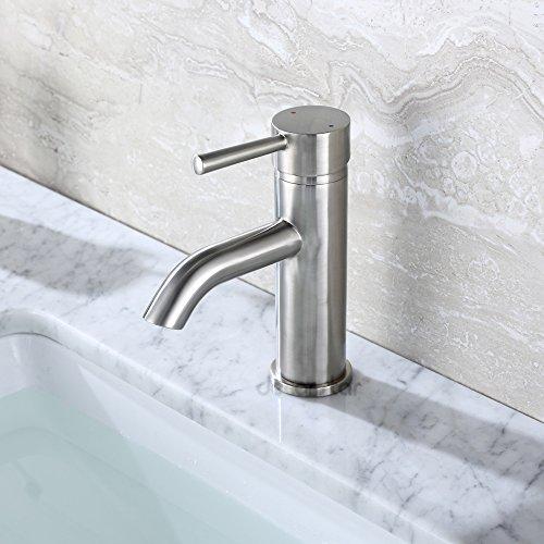 modern vanity faucet - 8