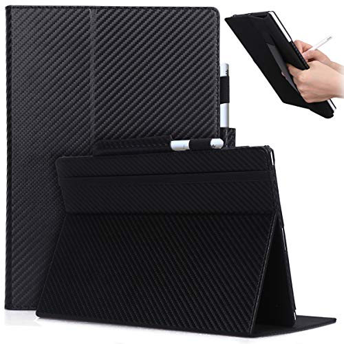 Possible Notepad - Jasilon Premium Carbon Fiber Texture Protective Case Stand Cover Compatible with Remarkable 10.3