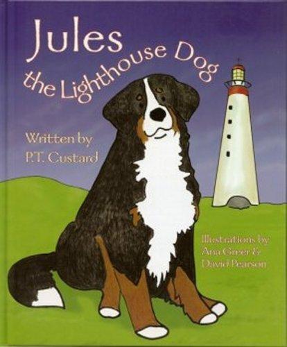 Pt Lighthouse - Jules The Lighthouse Dog