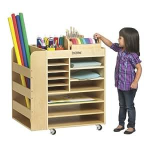 Classroom Art Cart