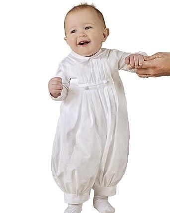dd4b49bbc Amazon.com: One Small Child Daniel Cotton Christening Baptism ...