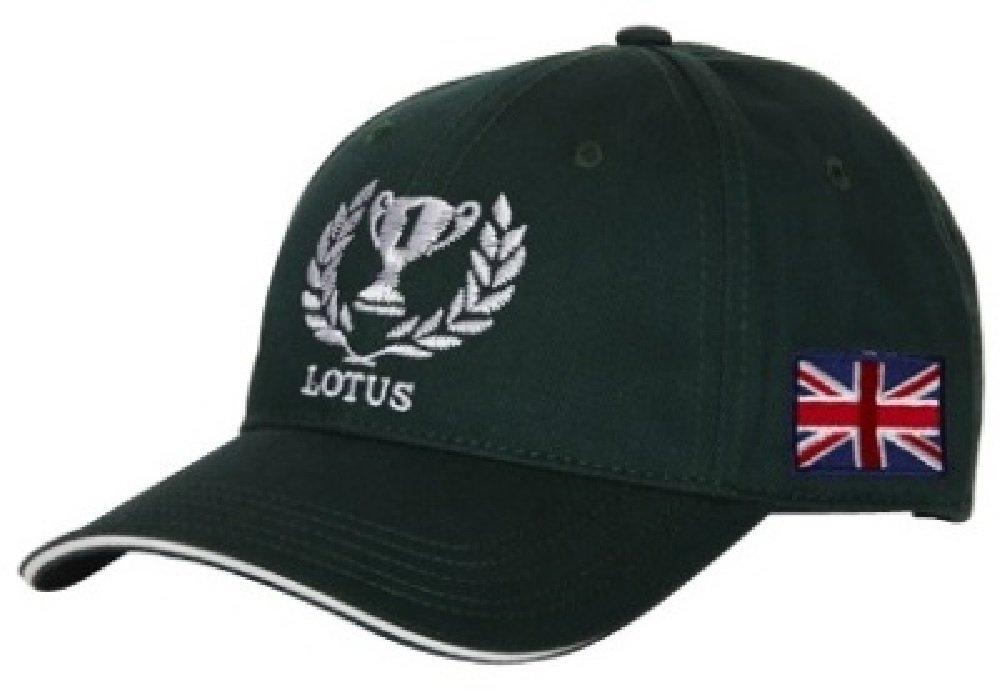 CAP LHM26 Formula One 1 Team Lotus Originals F1 NEW kids LOTUS TROPHY Green