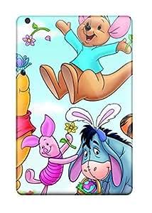 Cute Appearance Cover/tpu BwVvuRY10781SqMLl Winnie The Pooh Christmas Desktop Case For Ipad Mini/mini 2