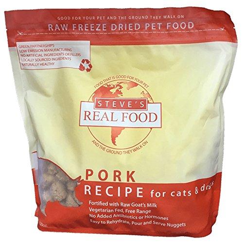 Steve's Freeze Dried Nuggets 1.25# (Pork)