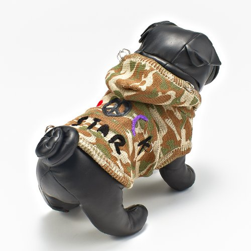 Hip Doggie Parker Camo Rock Star Hoodie size XL (japan import) by HipDoggie