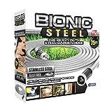 Bionic Steel 304 Stainless Steel Metal Garden Hose - Lightweight, Kink-Free, and Stronger