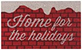 Now Designs Doormat, Home for The Holidays