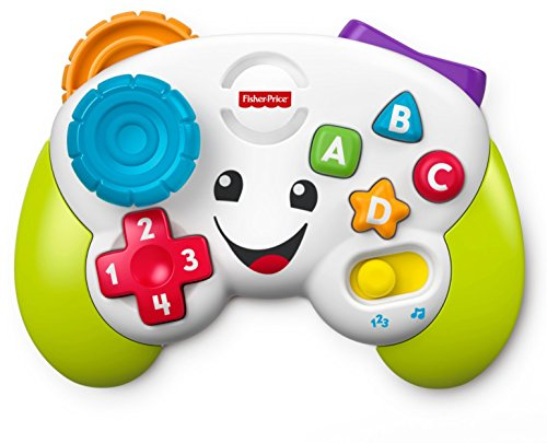 Toy Video - Fisher-Price Laugh & Learn Game & Learn Controller