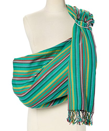 Cotton Baby Ring Sling Carrier - 4