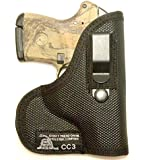 DTOM Combination POCKET/IWB Holster for Keltec P32 P3AT, Taurus 738 TCP 380, Ruger LCP 380, CC3