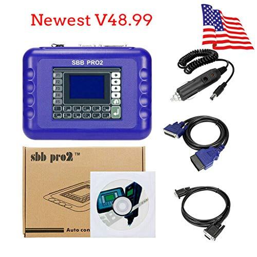 (SMOXX Accessories & Parts V48.99 Sbb Pro2 Car Key Programmer Multi-Langual Smart Remote Transponder G Chip)