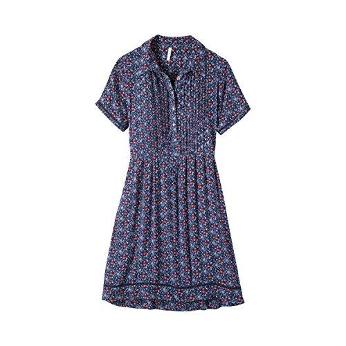 Mountain Khakis Womens Wildflower Dress, Twilight Print, ()
