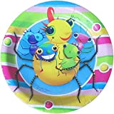 Miss Spiders Sunny Patch Friends Large Paper Plates (8ct)