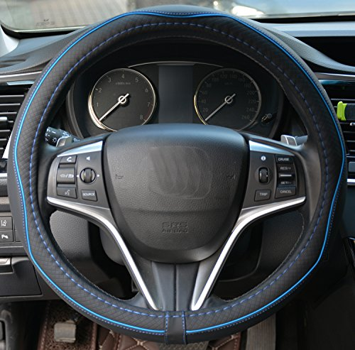 steering wheel blue - 7