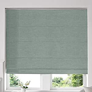 Blinds2Curtains Green 60H x 125W cm Window Blinds