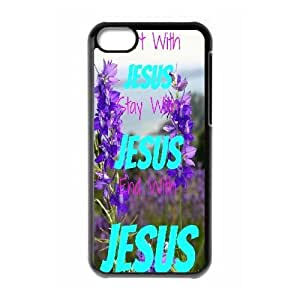 kimcase Custom Finding Jesus Case Cover for iPhone 5C