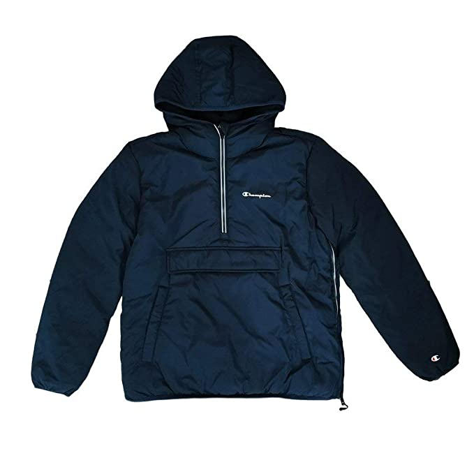 Champion Legacy Outdoor Giacca Uomo Blu: Amazon.it