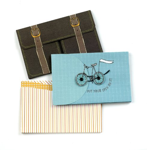 K&CompanySmash Scrapbook Gusseted Pockets, Classic