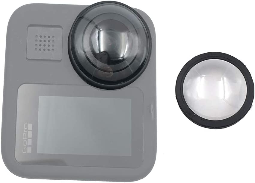 VGSION Transparent Cover Lens Protector for GoPro Max