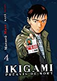 Ikigami, Tome 4 (French Edition)