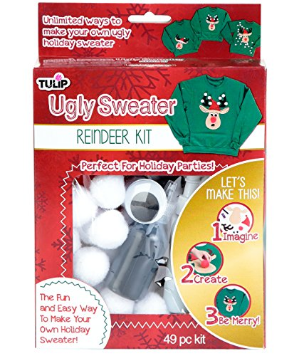 Tulip Ugly Sweater Party Reindeer Kit