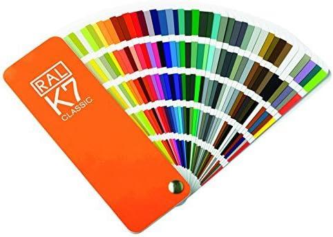 RAL K7 カラーチャート 『RAL正規品、偽造防止ラベルあり』「並行輸入」W&B