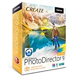 Cyberlink PhotoDirector 9 Ultra: Complete Photo Editor For Travel, Landscapes and Portraits