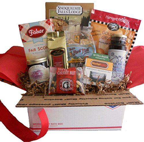Northwest Breakfast Gift Box (Seattle Gift Delivery)