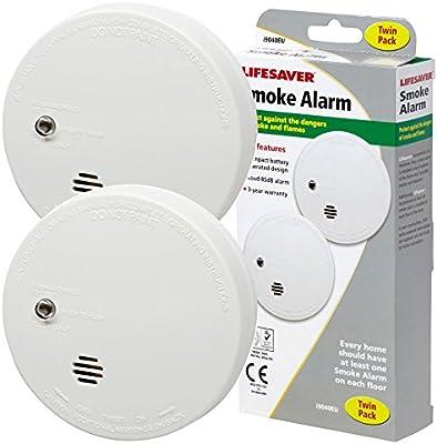 Amazon.com: Kidde – Detector de humos con prueba individual ...