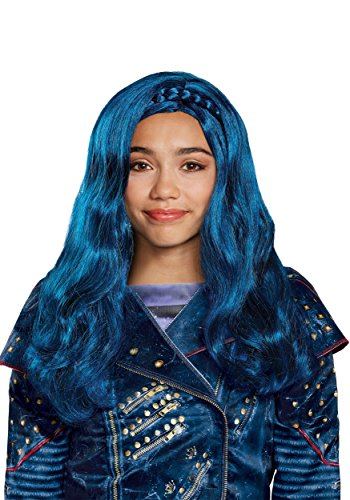 Costume 2 - Disney Evie Descendants 2 Wig, One Size